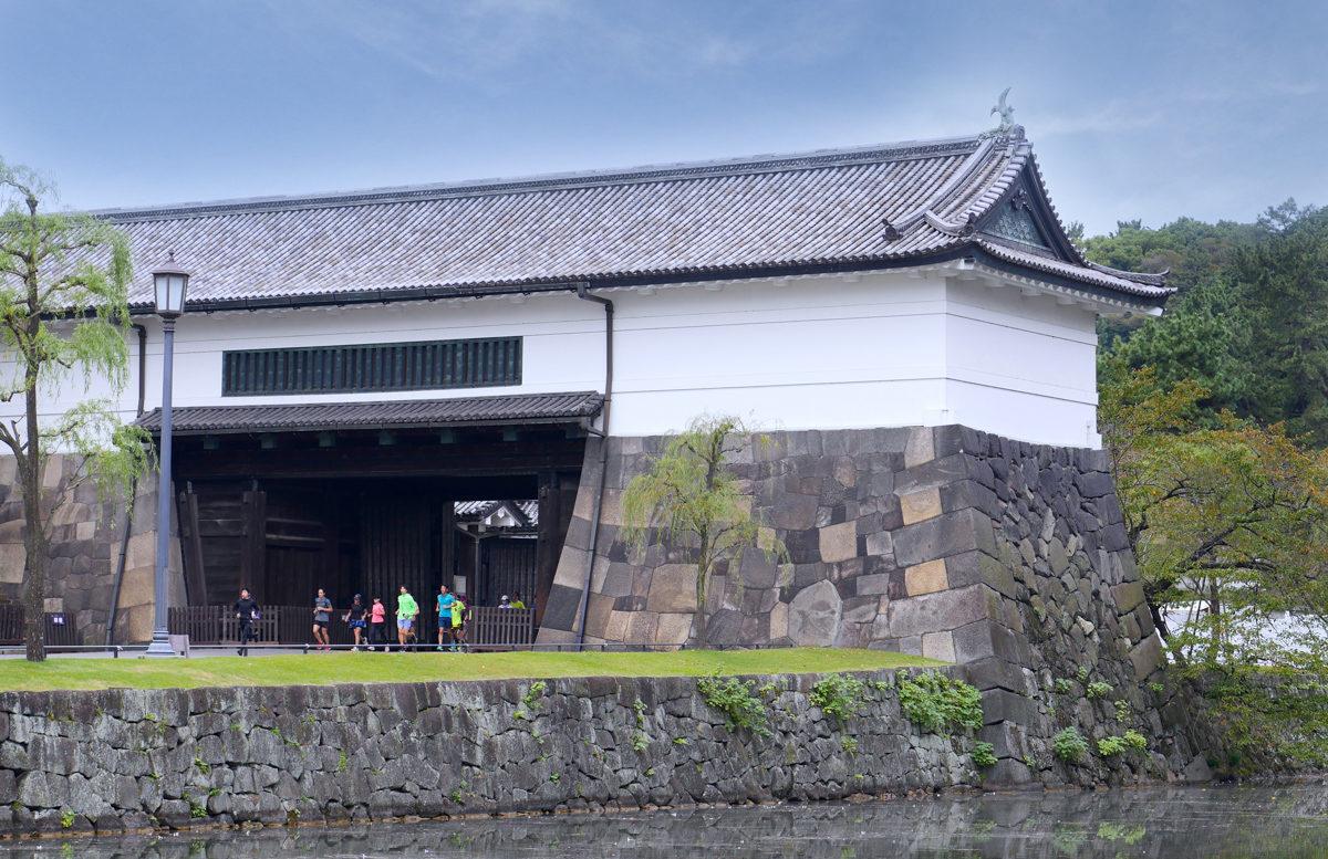 Sakurada Gate at Imperial Palace